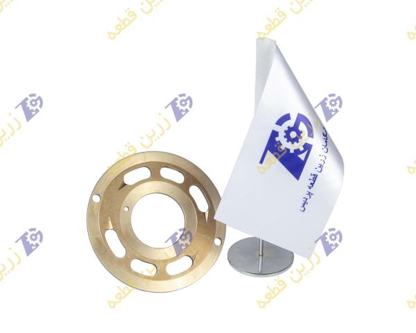 تصویر ولو پلیت هیدرو موتور چرخ دوسان S220