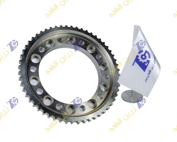تصویر گیر کوپلینگ چرخ دوسان S230