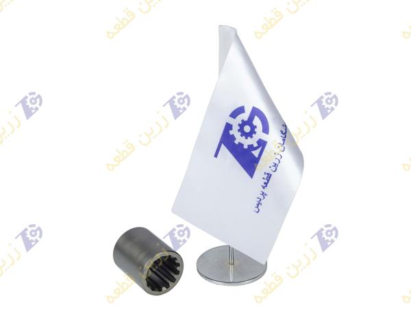 تصویر کوپلینگ اتصال شفت جلو و عقب پمپ K3V140