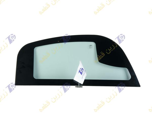 تصویر شیشه سمت درب کابین هیوندای 210